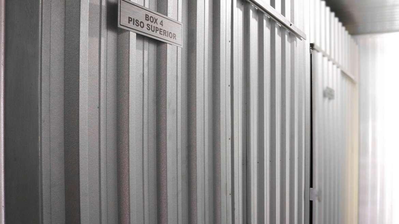 Locação de Espaços para Guarda Volumes